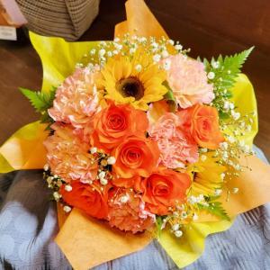 感謝9月12日えがおのおはなさんたち 花国湘南台店リアル店舗