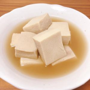 【簡単レシピ】【和食】高野豆腐の含め煮【乾燥肌】【美容】