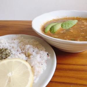 【手作りに挑戦】【郷土料理】えび出汁スープカレー【北海道】【激辛】