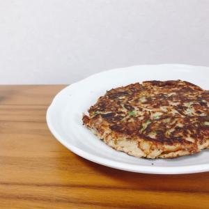 【簡単レシピ】【和食】牛筋入りネギ焼き【粉もん】【B級グルメ】