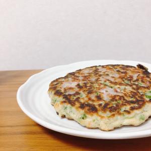 【簡単レシピ】【和食】シンプルねぎ焼き【B級グルメ】【ねぎ大量消費】