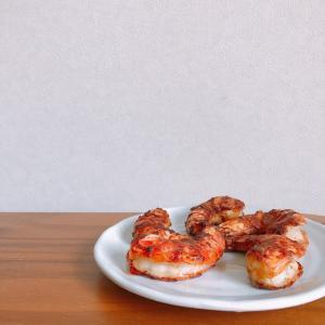 【簡単レシピ】【和食】えびの鬼殻焼き【アスタキサンチン】【カルシウム】