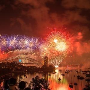 シドニー大晦日花火大会は開催予定