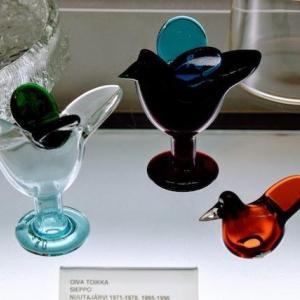 北欧フィンランド の旅/国立フィンランドガラス美術館