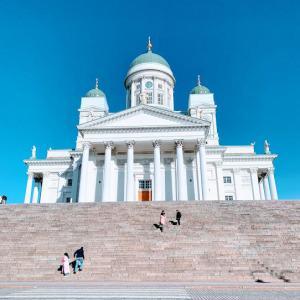 北欧フィンランドの旅 / ヘルシンキ の街めぐり