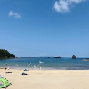 【南伊豆】行きたい!弓ヶ浜海水浴場!