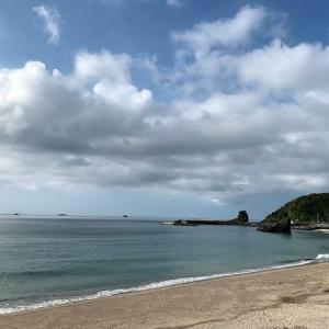 田牛海水浴場/田牛サンドスキー場(南伊豆)