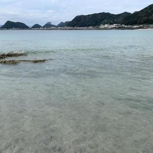 【関東近場】秋に行ってみたい!大人の海の過ごし方!城崎海水浴場!【千葉・鴨川】