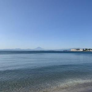 【葉山】一色海水浴場・大浜海岸・長者ヶ崎