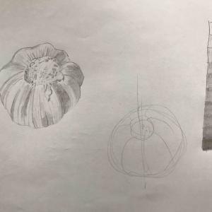 絵の練習10日目