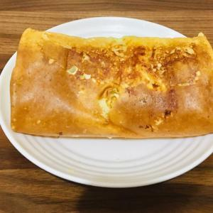ホットケーキミックスでチーズドック!楽ちんプロテイン料理