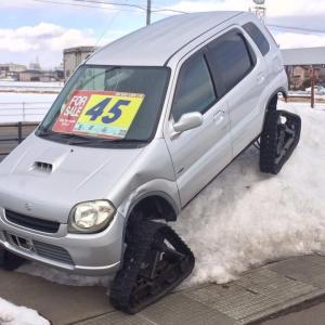 こんな車があったんですね(@_@)