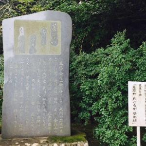 平泉の観光の穴場「高館義経堂」