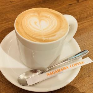 さすがコーヒー豆を販売しているお店が提供しているコーヒーですね(#^.^#)