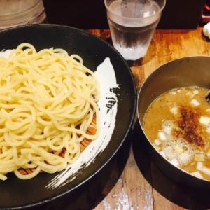 久々のつけ麺を、仙台の夜に堪能しました(*^^)v