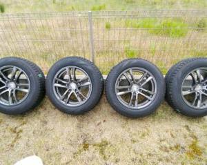 BMW X3夏タイヤへ交換と燃費の良いスタッドレスタイヤ