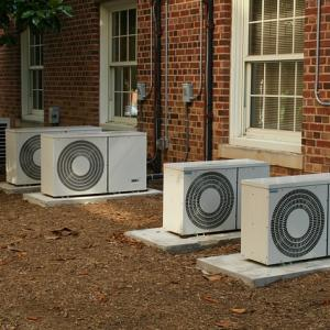 新築エアコンの先行工事で節約