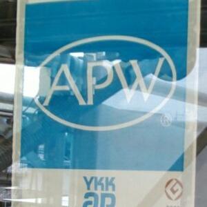樹脂窓APW330が取り付けられました