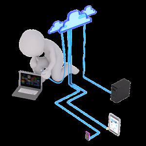WiMAX2が新居で圏外だ(..;)