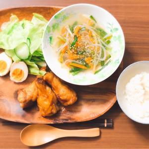 時短料理への道*楽なメニューその2*