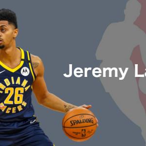 【NBA選手名鑑】Jeremy Lamb(ジェレミー・ラム)