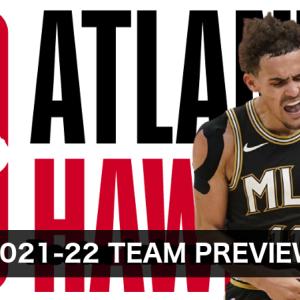 【2021-22チームレビュー】Atlanta Hawks(アトランタ・ホークス)