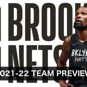 【2021-22チームレビュー】Brooklyn Nets(ブルックリン・ネッツ)