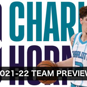 【2021-22チームレビュー】Charlotte Hornets(シャーロット・ホーネッツ)