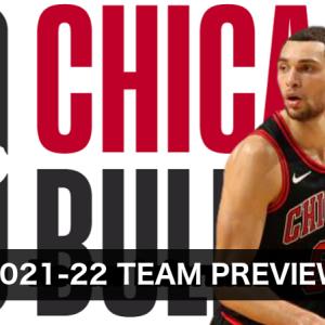 【2021-22チームレビュー】Chicago Bulls(シカゴ・ブルズ)