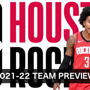 【2021-22チームレビュー】Houston Rockets(ヒューストン・ロケッツ)