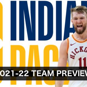 【2021-22チームレビュー】Indiana Pacers(インディアナ・ペイサーズ)