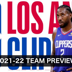 【2021-22チームレビュー】Los Angeles Clippers(ロサンゼルス・クリッパーズ)
