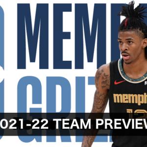 【2021-22チームレビュー】Memphis Grizzlies(メンフィス・グリズリーズ)