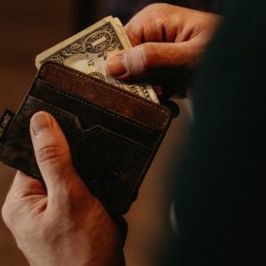財布を落とした