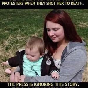 またBlack Lives Matter抗議グループが店主を射殺