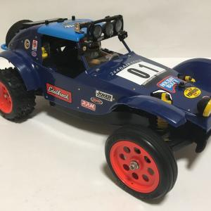 tamiya holiday buggy custom car (タミヤ ホリデーバギー改 開発機)