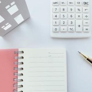 7月家計簿振り分け完了。と、観察日記。