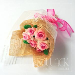 薔薇の花販売開始~リカちゃんの嫁入り(!?)
