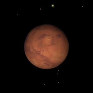 火星ってどんな星?