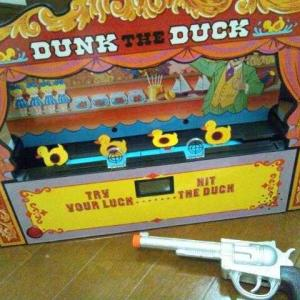 DUNK THE DUCK Carnival Game :0522