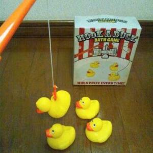HOOK A DUCK BATH GAME*あひる釣り :0752-755