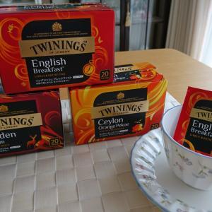 美味しい紅茶を選びたい☆我が家の定番紅茶