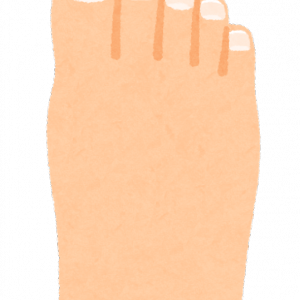 嵌入爪の治療