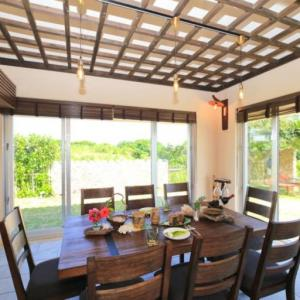 1日1組限定 1棟貸し切りのヴィラタイプ 石垣島別邸 碧 igusa villa