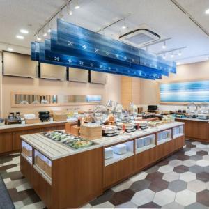 沖縄県内2位となった朝食が無料  ベッセルホテル石垣島
