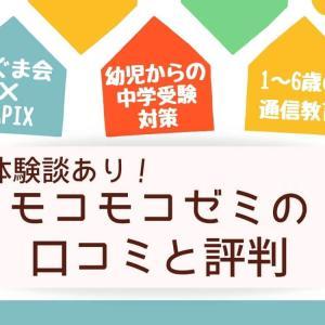 【体験談あり】モコモコゼミの口コミと評判【中学受験対策】