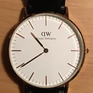 復活しました、この時計