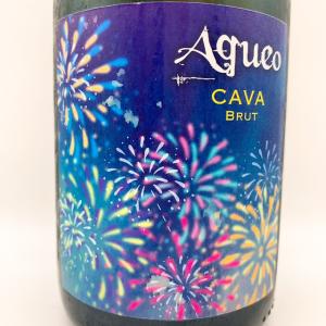 週末ワインvol. 22:Aqueo CAVA BRUT/Aqueo