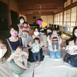 【開催レポ】こうして赤ちゃん期から、小さな社会を経験していますよ♡