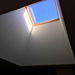 天窓で北側の明るさもバッチリ確保!